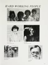 1981 Moses Lake High School Yearbook Page 182 & 183