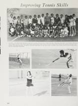 1981 Moses Lake High School Yearbook Page 228 & 229