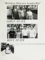 1981 Moses Lake High School Yearbook Page 244 & 245