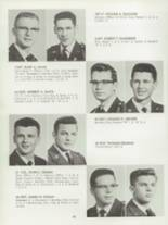 1959 Cretin High School Yearbook Page 20 & 21