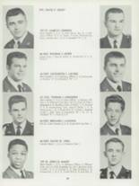 1959 Cretin High School Yearbook Page 28 & 29