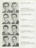 1959 Cretin High School Yearbook Page 30 & 31