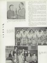 1959 Cretin High School Yearbook Page 126 & 127