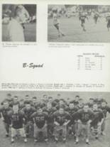 1959 Cretin High School Yearbook Page 134 & 135