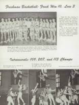 1959 Cretin High School Yearbook Page 142 & 143