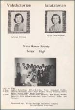 1957 Oaks-Mission High School Yearbook Page 16 & 17