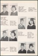 1957 Oaks-Mission High School Yearbook Page 20 & 21