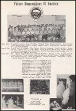 1957 Oaks-Mission High School Yearbook Page 42 & 43