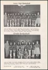 1957 Oaks-Mission High School Yearbook Page 62 & 63