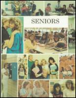1987 Marlington High School Yearbook Page 20 & 21