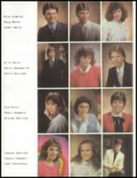 1987 Marlington High School Yearbook Page 34 & 35
