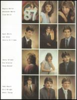 1987 Marlington High School Yearbook Page 36 & 37