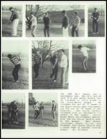 1987 Marlington High School Yearbook Page 50 & 51