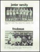 1987 Marlington High School Yearbook Page 56 & 57
