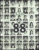 1987 Marlington High School Yearbook Page 70 & 71