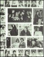 1987 Marlington High School Yearbook Page 92 & 93