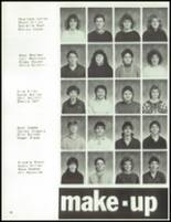 1987 Marlington High School Yearbook Page 102 & 103