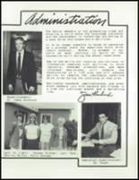 1987 Marlington High School Yearbook Page 104 & 105