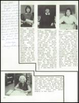 1987 Marlington High School Yearbook Page 118 & 119