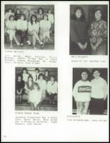 1987 Marlington High School Yearbook Page 128 & 129