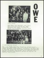 1987 Marlington High School Yearbook Page 132 & 133