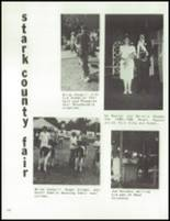 1987 Marlington High School Yearbook Page 146 & 147