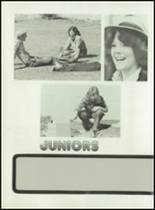 1980 La Pine High School Yearbook Page 12 & 13