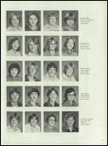 1980 La Pine High School Yearbook Page 14 & 15