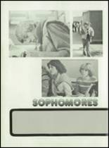 1980 La Pine High School Yearbook Page 18 & 19