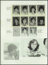 1980 La Pine High School Yearbook Page 22 & 23