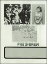 1980 La Pine High School Yearbook Page 24 & 25