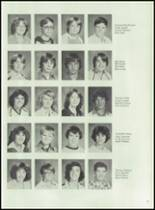 1980 La Pine High School Yearbook Page 26 & 27