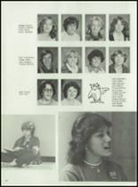 1980 La Pine High School Yearbook Page 28 & 29