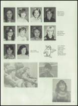 1980 La Pine High School Yearbook Page 34 & 35
