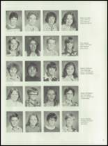 1980 La Pine High School Yearbook Page 36 & 37