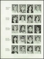 1980 La Pine High School Yearbook Page 38 & 39