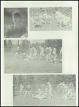 1980 La Pine High School Yearbook Page 44 & 45