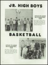 1980 La Pine High School Yearbook Page 46 & 47