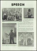 1980 La Pine High School Yearbook Page 52 & 53