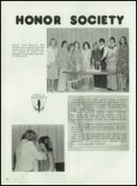 1980 La Pine High School Yearbook Page 54 & 55