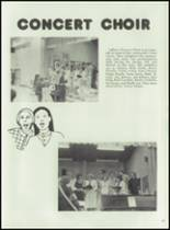 1980 La Pine High School Yearbook Page 56 & 57