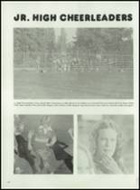 1980 La Pine High School Yearbook Page 68 & 69
