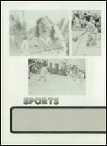 1980 La Pine High School Yearbook Page 70 & 71