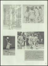 1980 La Pine High School Yearbook Page 72 & 73