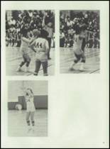 1980 La Pine High School Yearbook Page 82 & 83
