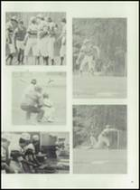 1980 La Pine High School Yearbook Page 84 & 85