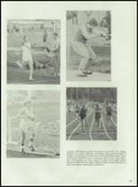 1980 La Pine High School Yearbook Page 86 & 87