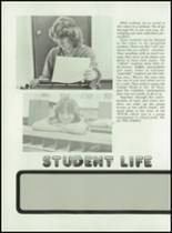 1980 La Pine High School Yearbook Page 88 & 89
