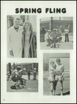 1980 La Pine High School Yearbook Page 90 & 91