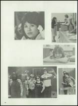 1980 La Pine High School Yearbook Page 92 & 93